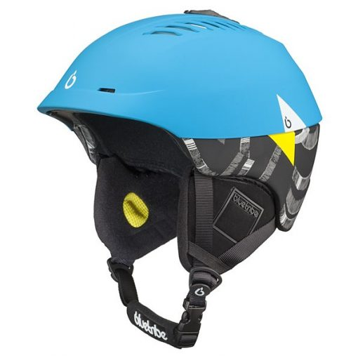 Bluetribe Hybrid Blue Helm-0
