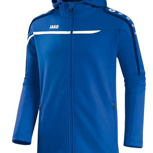 Jako Teamline Jas met kap Performance JR-5532