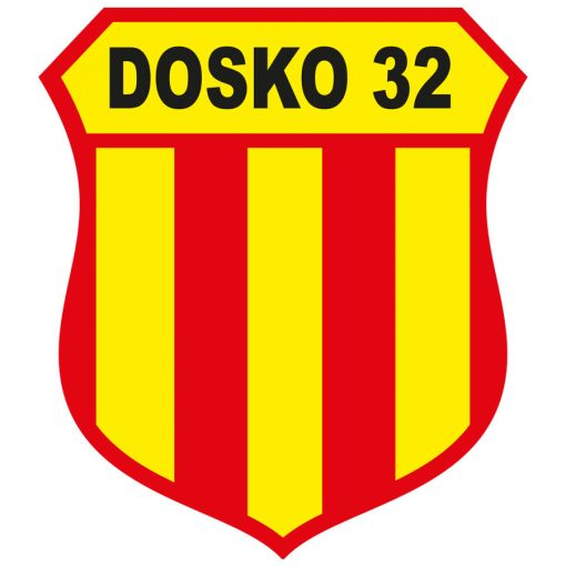 VV Dosko '32 Trainingsjack JR-8298