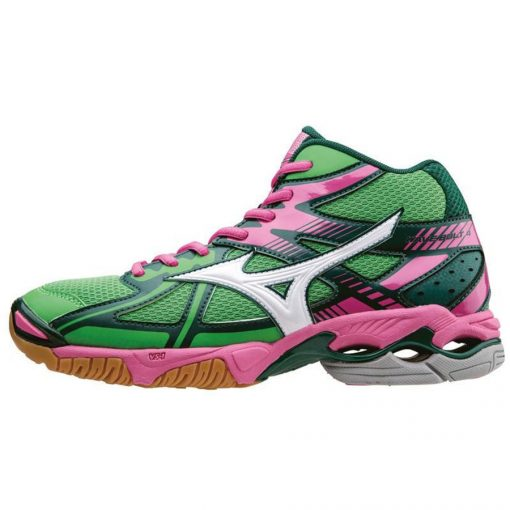 Mizuno Wave Bolt 4 MID (W) Indoor-0