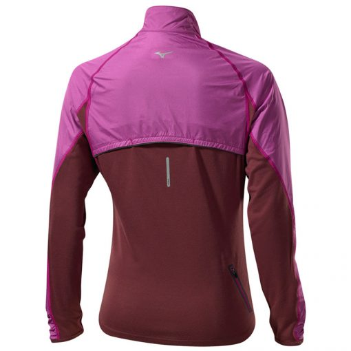 Mizuno BT Hyper Windtop 1/2 Zip-6793