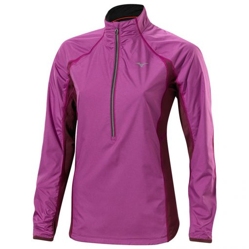 Mizuno BT Hyper Windtop 1/2 Zip-0