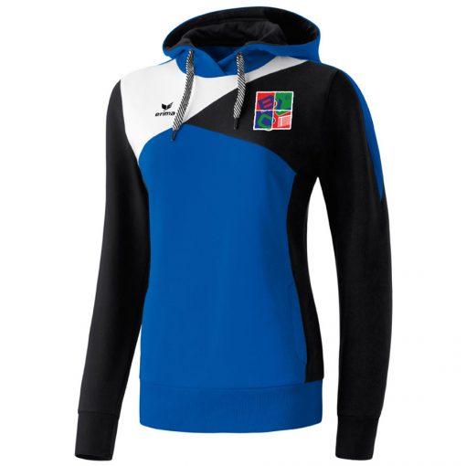 BVC Bergeijk Sweater met Capuchon WMS-0