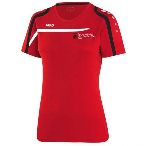 TWC Het Snelle Wiel T-Shirt WMS-0