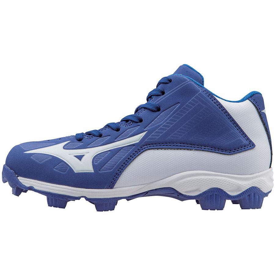 Mizuno - Franchise 8 Mi Chaussures De Basket-ball - Hommes - Chaussures D'intérieur - Noir - 44 kEGLSceA