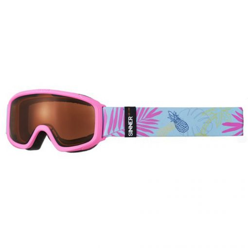 Sinner Duck Mountain Junior Skibril -0