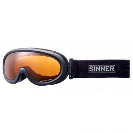 Sinner Runner 2 Matte Skibril-0