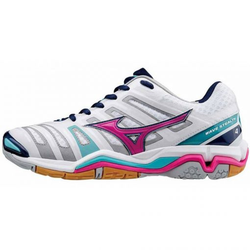 Mizuno Wave Stealth 4 WMS Indoor-0