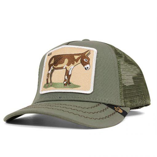 Goorin Bros Cap Groen Donkey