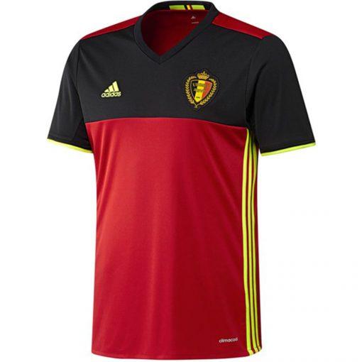 Adidas Belgie Thuisshirt 2016-2018