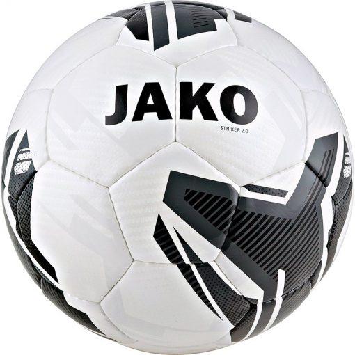 Jako Voetbal Striker 2.0 Volwassen Wit Zwart Grijs